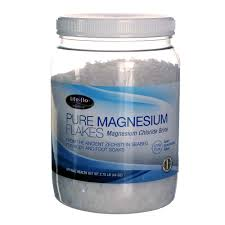 Pure Flakes of Magnesium